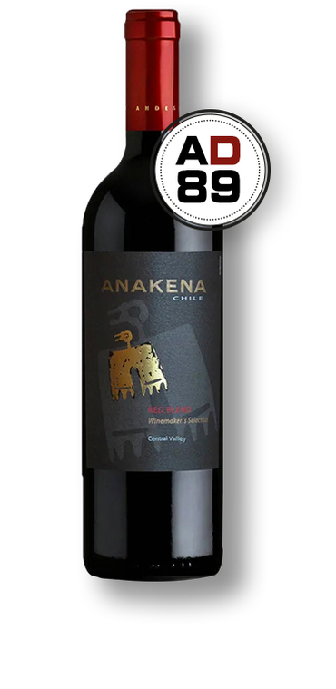 Anakena Winemakers Selection Red Blend 2019
