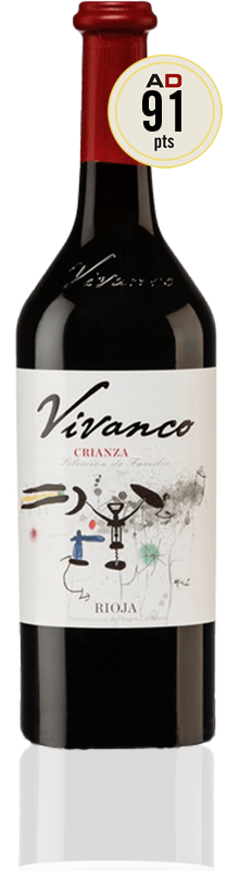 Vivanco Crianza 2016