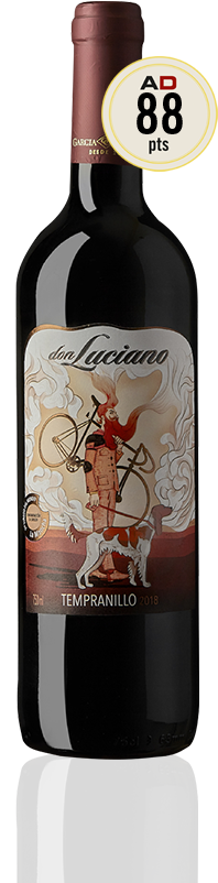 Don Luciano Tempranillo 2018